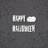 Halloween grunge Hintergrund Stockfoto