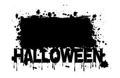 Halloween grungy background Royalty Free Stock Photography