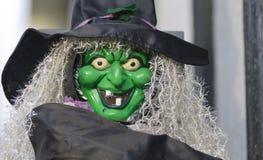 halloween häxa Royaltyfria Foton