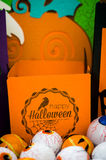 Halloween - Halloween Crafts - Paper Crafting Royalty Free Stock Image