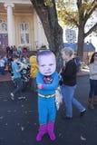 Halloween Happyfest Parade in Warrenton, VA Stock Images