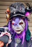 Halloween in Harajuku, Tokyo, Japan Stock Images