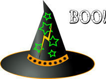 Halloween hat Stock Images