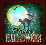 Halloween heureux Photos stock