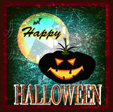 Halloween heureux Photo stock
