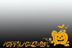 Halloween heureux Photographie stock