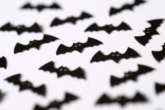 Halloween-Hiebe Stockbild