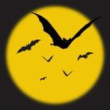 Halloween-Hiebe Lizenzfreie Stockbilder