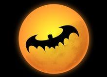 Halloween-Hintergrund Stockbilder