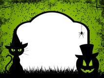Halloween-Hintergrund 12 Lizenzfreie Stockfotos