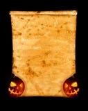 Halloween-Hintergrund. Stockfotografie