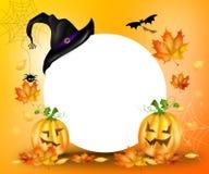 Halloween holiday background Stock Photo