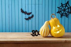 Halloween holiday background Royalty Free Stock Photo