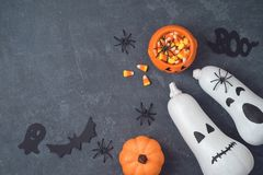 Halloween holiday concept Stock Photography