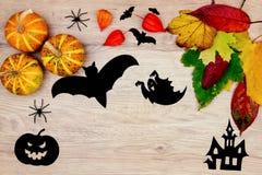 Halloween holiday decoration Royalty Free Stock Image