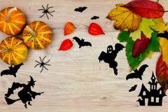 Halloween holiday decoration Stock Photos