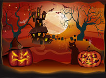 Halloween-holiday Royalty Free Stock Image