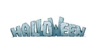 Halloween Holiday Header Royalty Free Stock Image