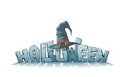 Halloween Holiday Header Stock Photo