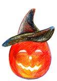 Halloween holiday pumpkin Stock Photos