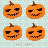 Halloween holiday pumpkin Royalty Free Stock Images
