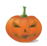 Halloween Holiday Pumpkin. 3D  Vegetable Royalty Free Stock Photography