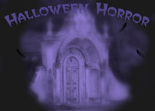 Halloween horror Royalty Free Stock Images