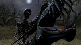 Halloween Horror Stock Image