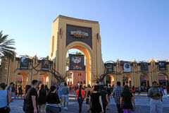 Halloween Horror Nights Stock Photography