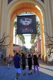Halloween Horror Nights Royalty Free Stock Photo