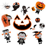 Halloween Icon Stock Photos