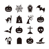 Halloween icon Stock Photo