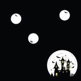 Halloween icon vector art illustration Stock Photos
