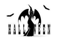 Halloween icon. Royalty Free Stock Images