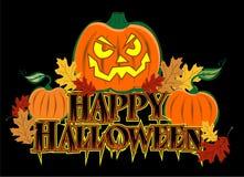 halloween ikona Obrazy Stock