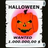 Halloween, Ikone, Zeichen, beste Illustration 3D lizenzfreie abbildung