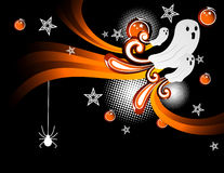 Halloween illustration Stock Photography