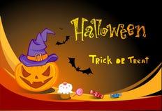 Halloween illustration Royalty Free Stock Photos