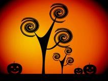 Halloween illustration Royalty Free Stock Image