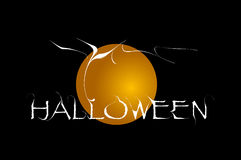 Halloween illustration Royalty Free Stock Photography