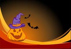 Halloween illustration Royalty Free Stock Photo
