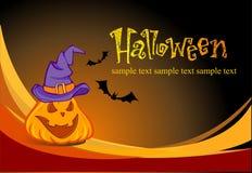 Halloween illustration Stock Image