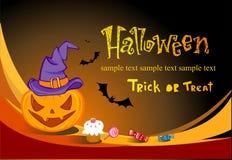 Halloween illustration Stock Photo