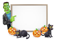 Halloween Illustration Stock Photos