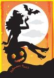 Halloween illustration Stock Photography