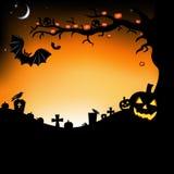 Halloween Illustration. Vector Stock Images