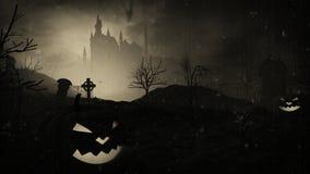 halloween ilustracyjne dynie zestaw wektora Obraz Stock