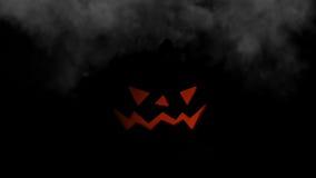 Halloween-intro royalty-vrije illustratie