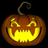 Halloween Jack O Lantern 01 Royalty Free Stock Images
