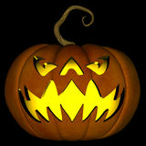 Halloween Jack O Lantern 02 Stock Photo